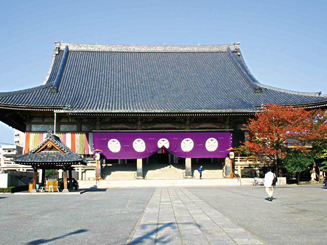 エリカおすすめ挙式神社-東本願寺